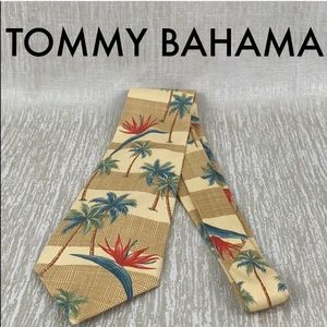 ⭐️TOMMY BAHAMA MENS TIE 💯AUTHENTIC